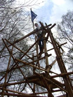 Martijn in de toren