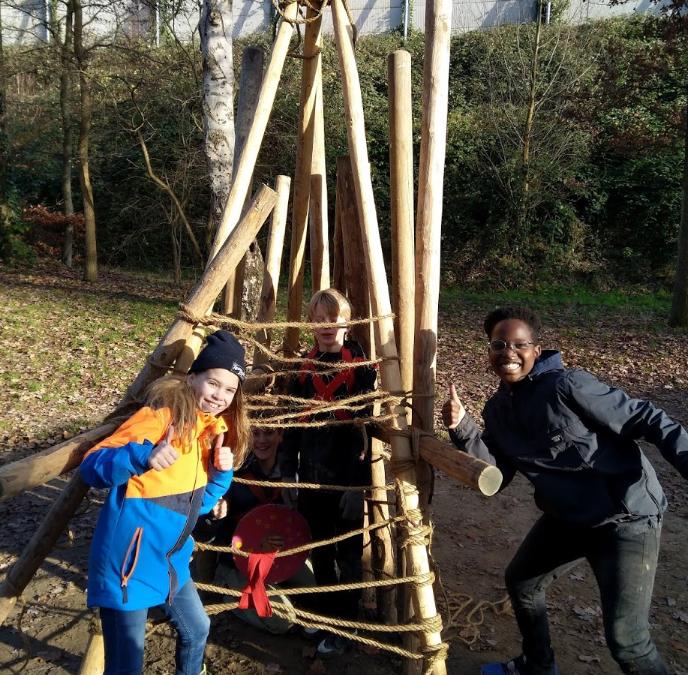 Scouts WeekendKamp 2019