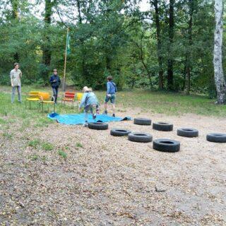 Vandaag stond er een gave Scoutsopkomst van Bram en Chris op het programma. De Scouts konden bij verschillende spellen pizzapunten verdienen. Vervolgens konden ze met deze pizzapunten echte ingrediënten kopen voor op hun eigen pizza😋