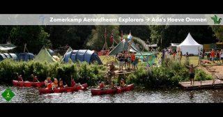 De laatste opkomst hebben de Explorers de laatste voorbereidingen getroffen voor het aanstaande zomerkamp! Het zomerkamp zal plaatsvinden op Labelterrein Ada's Hoeve (Ommen). Dat werd ook weer hoog tijd, het laatste bezoek van de Explorers aan Ada's Hoeve was in 2008.